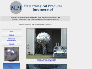 Meteorological Products, Inc.