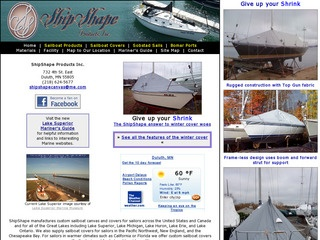ShipShape Products Inc